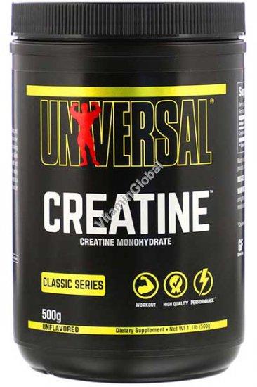 Creatine Monohydrate 500g - Universal Nutrition