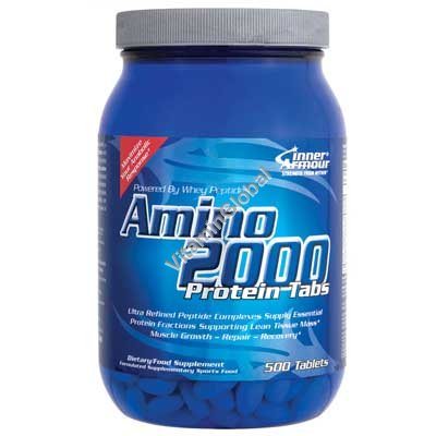 Amino 2000 Protein 500 Tabs - Inner Armour