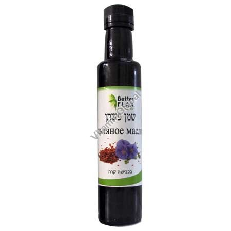 Cold Pressed Flaxseed Oil 250 ml - Better Flax