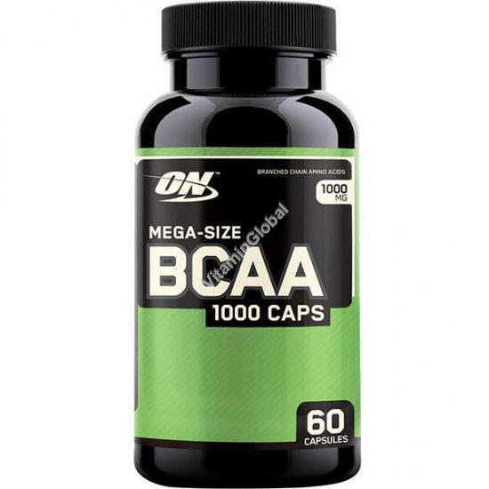 BCAA 1000 60 capsules - Optimum Nutrition