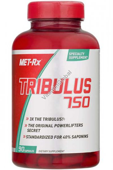Tribulus 750 90 Capsules - MET-Rx