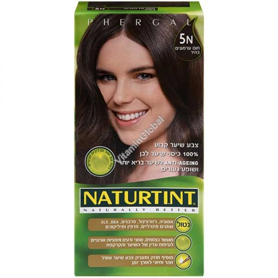 5N Light Chestnut Brown - Naturtint
