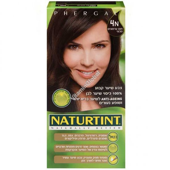 4N Natural Chestnut - Naturtint