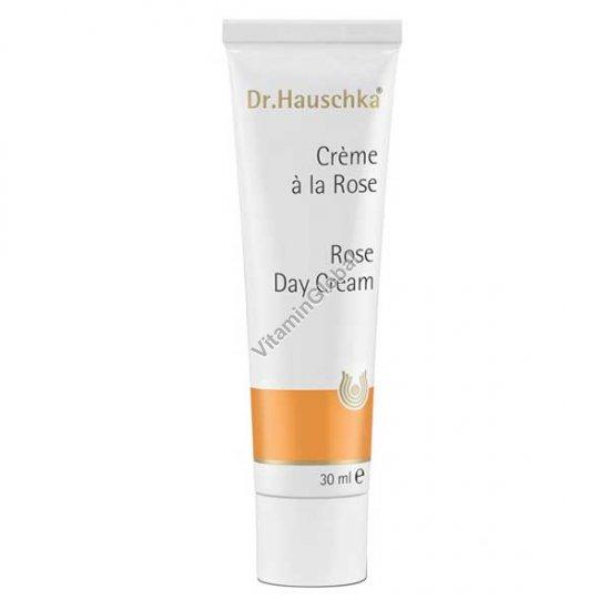 Rose Day Cream 30ml - Dr. Hauschka