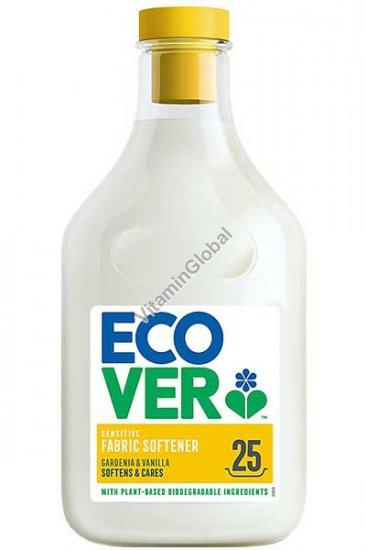 Ecological Fabric Softener Gardenia & Vanilla 750ml - Ecover