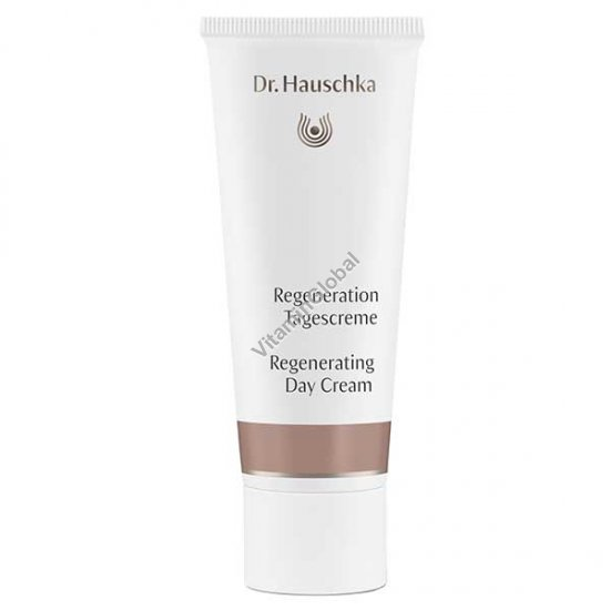 Regenerating Day Cream refines and tones mature skin 40ml - Dr. Hauschka