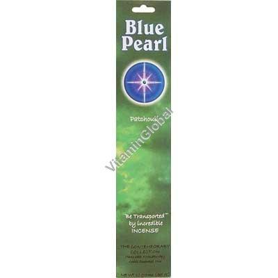 Patchouli Natural Incense Sticks 10g - Blue Pearl