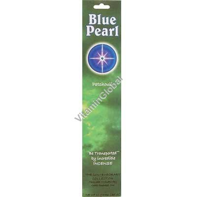 Patchouli Natural Incense Sticks 10g - Blue Pearl