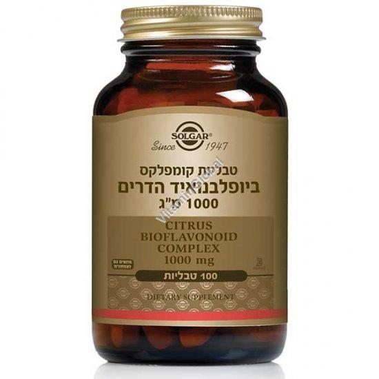 Citrus Bioflavonoid Complex 100 tablets - Solgar