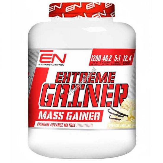 Kosher Extreme Gainer Vanilla Flavour 4500g - Extreme Nutrition