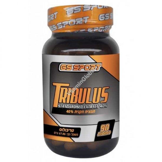 Kosher Badatz Tribulus Extract 500 mg 90 capsules - GS Sport