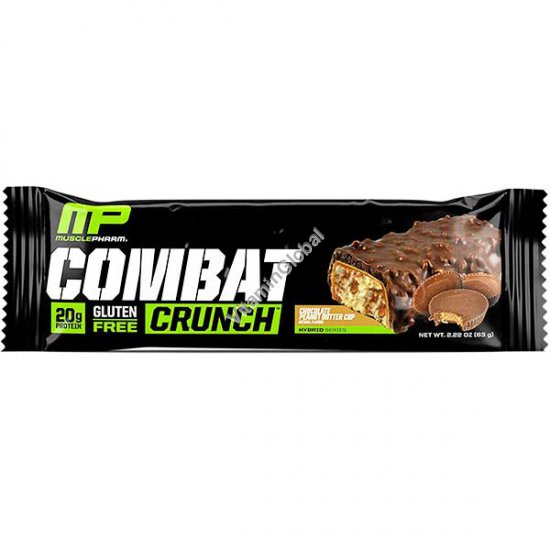 Chocolate Peanut Butter Cup Protein Bar 63g - MusclePharm