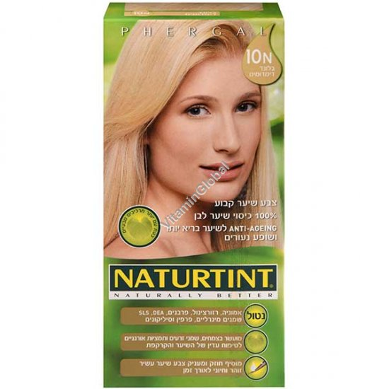 10N Light Dawn Blonde - Naturtint