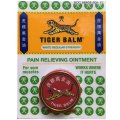 Tiger Balm White Regular Strength Pain Relieving Ointment 4g (0.14 OZ) - Tiger Balm