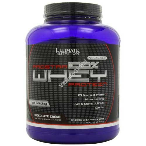 ProStar Whey Protein Chocolate Creme 2.39 kg - Ultimate Nutrition