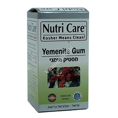 Kosher L\'Mehadrin Yemenite Gum 60 Vcaps - Nutri Care