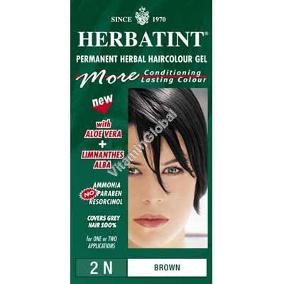 Permanent Hair Colour Brown 2N - Herbatint