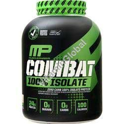 Combat 100% Isolate Vanilla 2268g (5 LBS) - Muscle Pharm