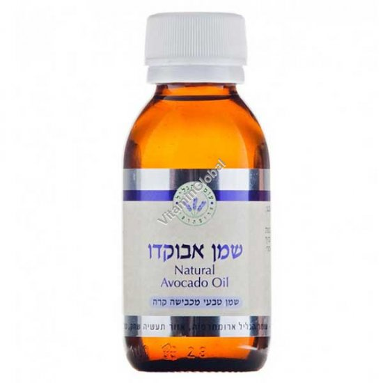 Cold Pressed Avocado Oil 100 ml - Omer HaGalil