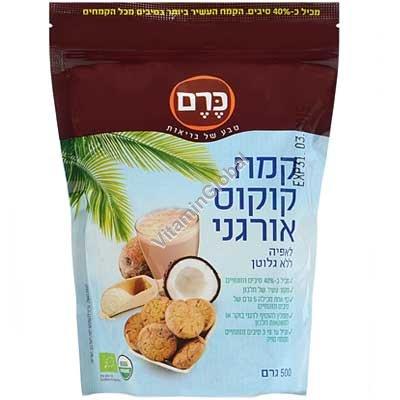 Organic Coconut Flour 500g - Kerem