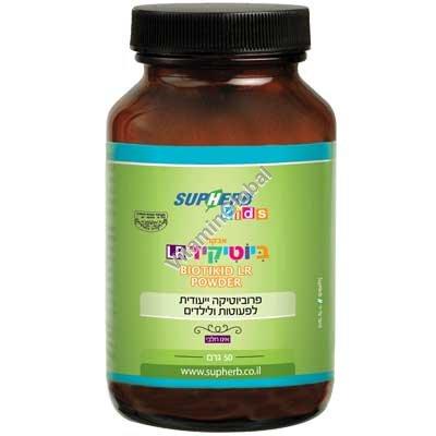 BiotiKid LR - Young Probiotic Powder 50g - SupHerb