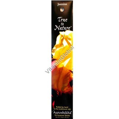 Jasmine Natural Incense Sticks 10g - Auroshikha