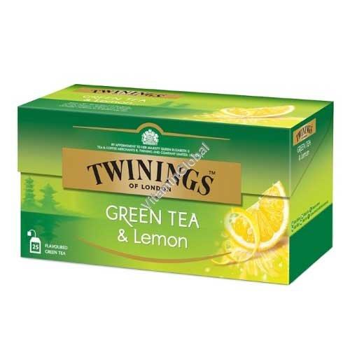 Green Tea & Lemon 25 Tea bags - Twinings