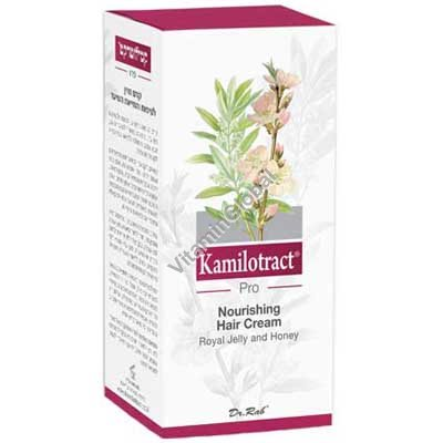 Kamilotract Pro Nourishing Hair Cream 145 ml - Dr. Rab