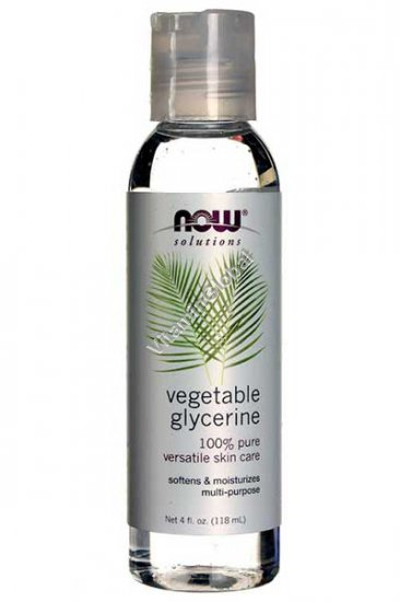 Pure Vegetable Glycerine 118ml - Now Solutions