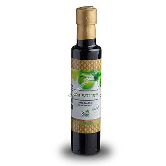 Cold Pressed Hemp Seed Oil 250ml - Dr. Green