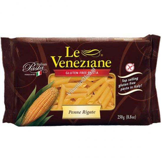 Gluten Free Corn Pasta Penne Rigate 250g - Le Veneziane