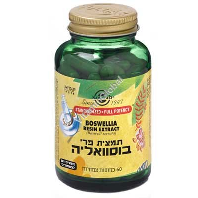Boswellia Extract (SFP) 60 capsules - Solgar