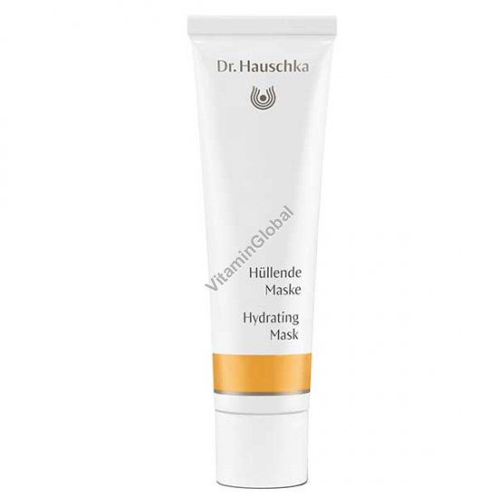 Hydrating Mask for dry, sensitive and mature skin 30ml - Dr. Hauschka
