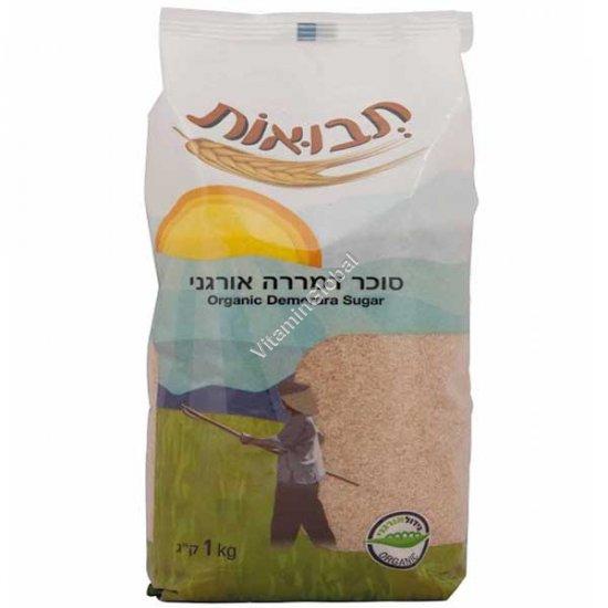 Organic Demerara Sugar 1kg - Tvuot