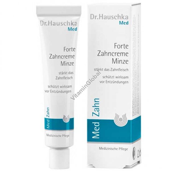 Fortifying Mint Toothpaste Gum Protection 75ml (2.5 Fl. Oz.) - Dr. Hauschka