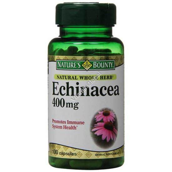 Echinacea 400mg 100 capules - Nature\'s Bounty
