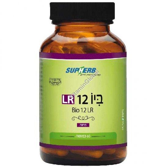 Kosher L\'Mehadrin Probiotic Bio 12 LR 60 capsules - SupHerb