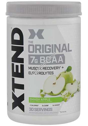 Xtend, BCAAs, Smash Apple 14.8 oz (420g) - Scivation