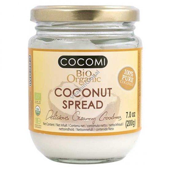 Organic Coconut Spread 200g - Cocomi