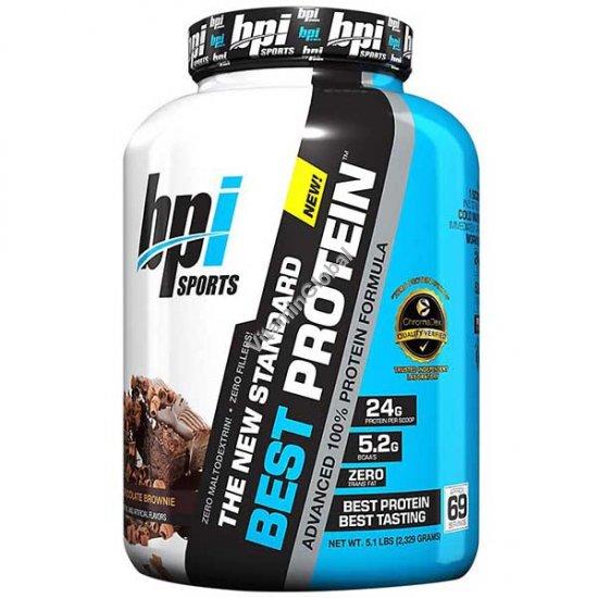Best Protein Chocolate Brownie 2.329 grams - BPI Sports