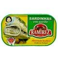 Sardines In Olive Oil 125g - Ramirez