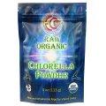 Raw Organic Chlorella Powder 4oz (113g) - Earth Circle Organics
