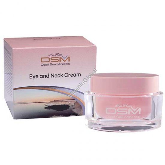 Eye and Neck Cream 50 ml - Mon Platin DSM