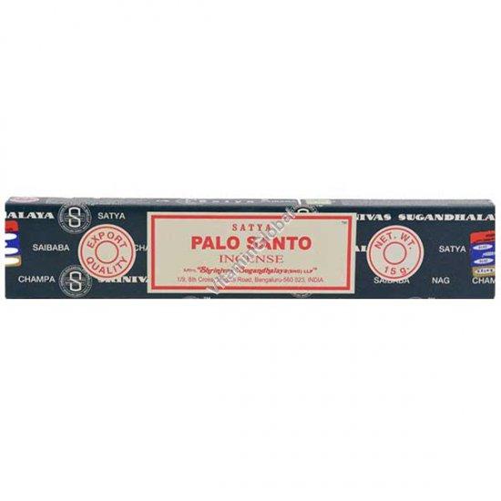 Palo Santo Hand-Rolled Incense 15g - Satya