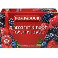 Forest Fruit Tea 20 tea bags - Pompadour