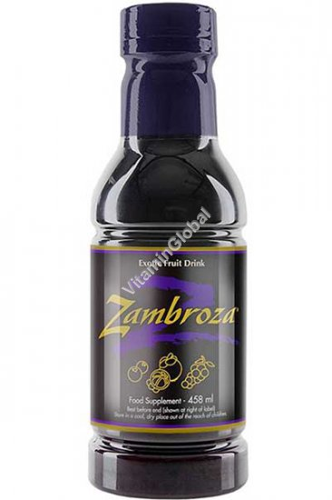 Zambroza Powerful Antioxidant Fruit Drink 458 ml - Nature\'s Sunshine Products