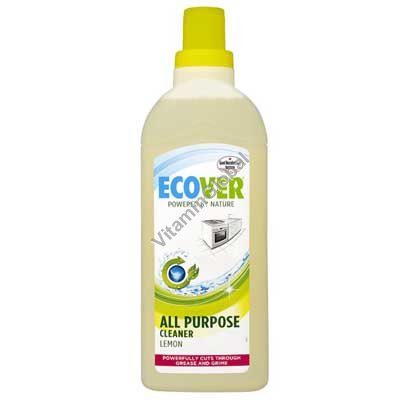 Natural All Purpose Cleaner Lemon Scent 1L - Ecover