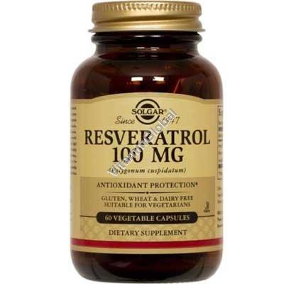 Resveratrol 100 mg 60 caps - Solgar