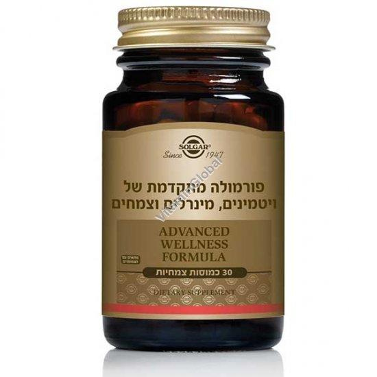 Advanced Wellness Formula 30 capsules - Solgar