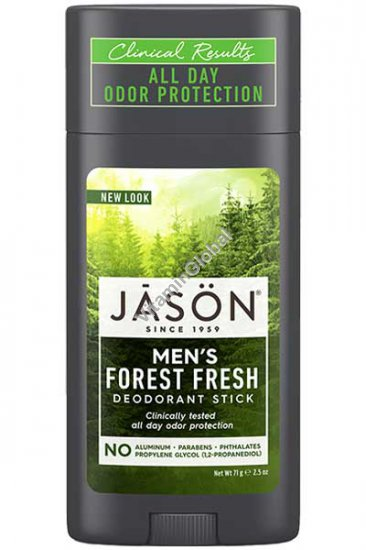 Men\'s Forest Fresh Deodorant Stick 71g (2.5 oz) - Jason